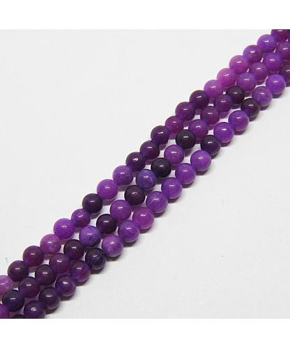 BOLA CUARZO MORADO INTENSO 4MM